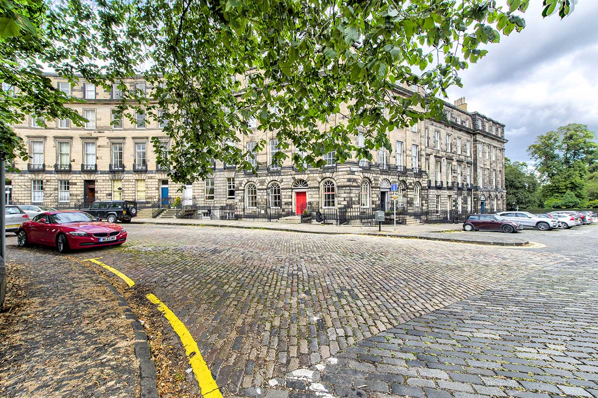 ainslie place edinburgh airbnb