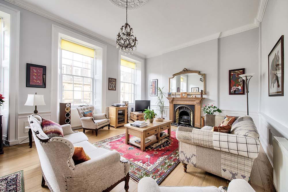 new town edinburgh airbnb