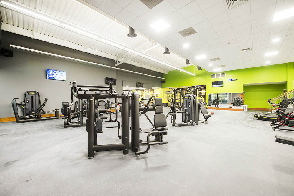 Bannantyne Gym photography