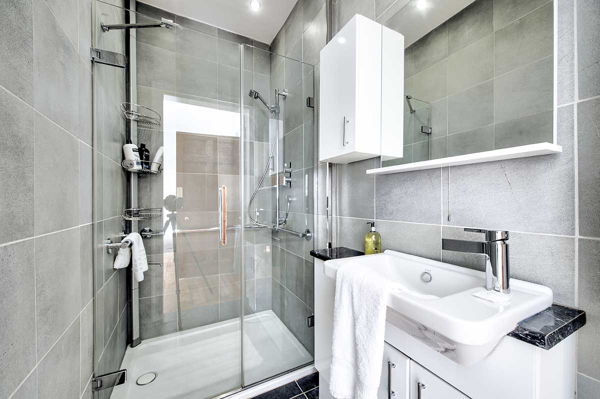 cumberland street airbnb property photography