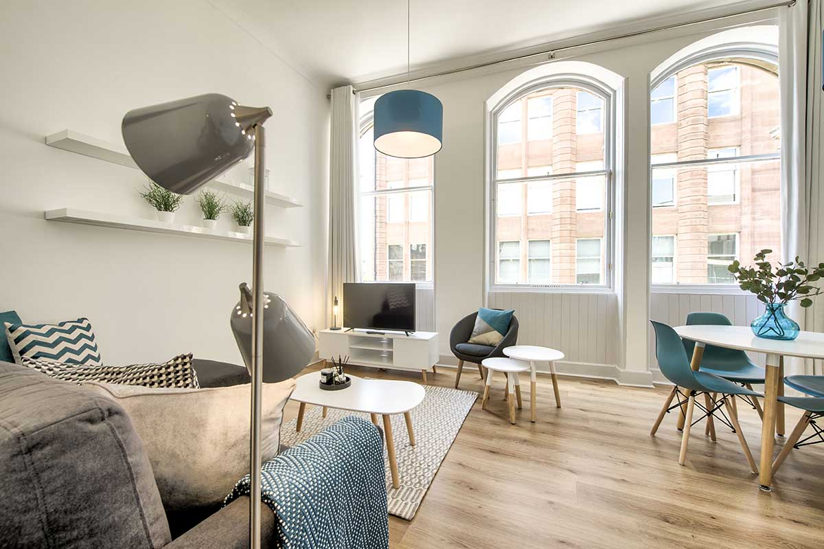 glasgow city centre airbnb