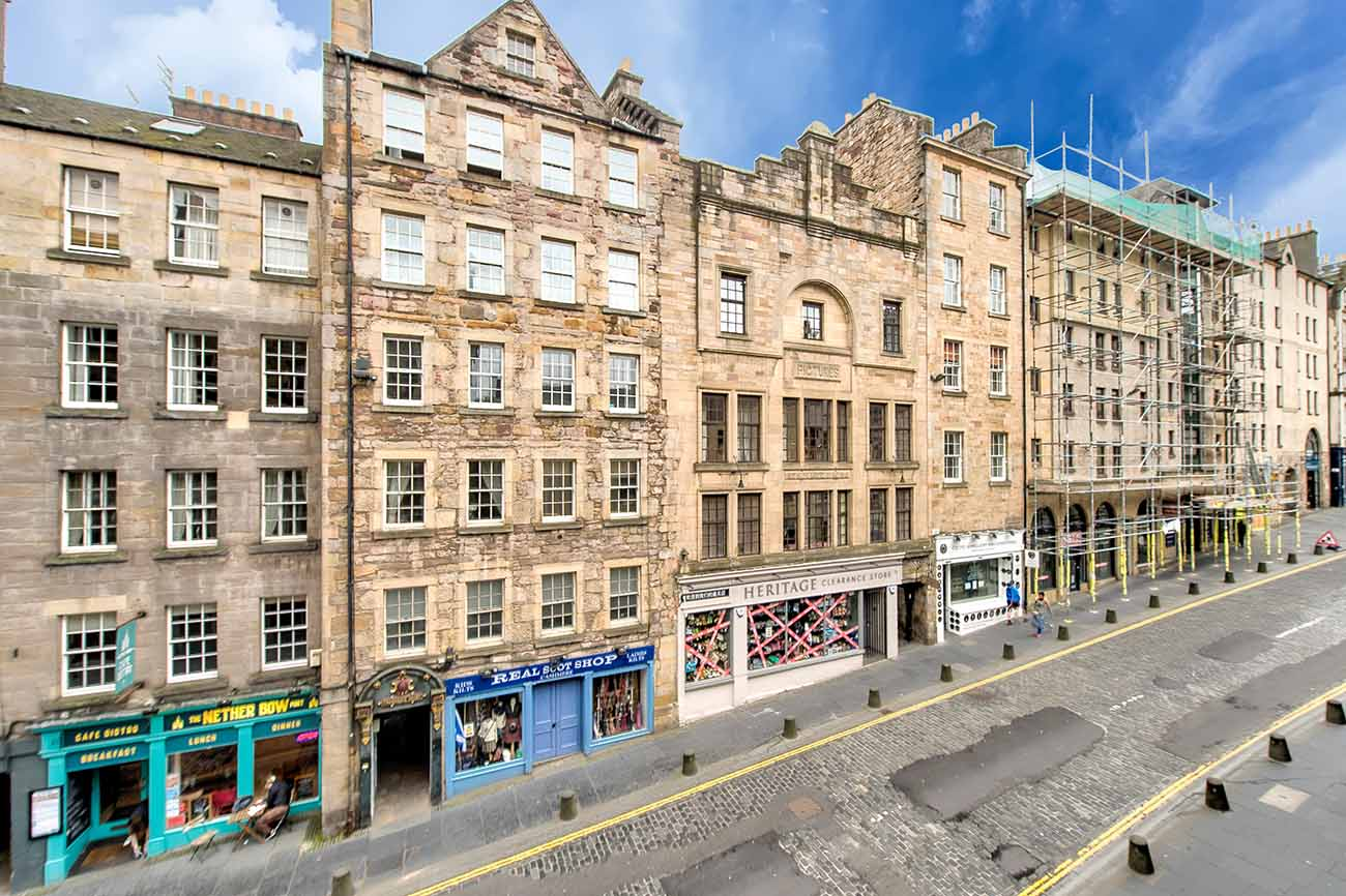 royal mile airbnb