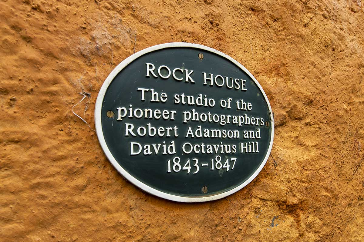 rock house edinburgh
