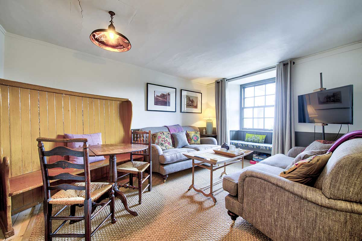 terrace apartment edinburgh