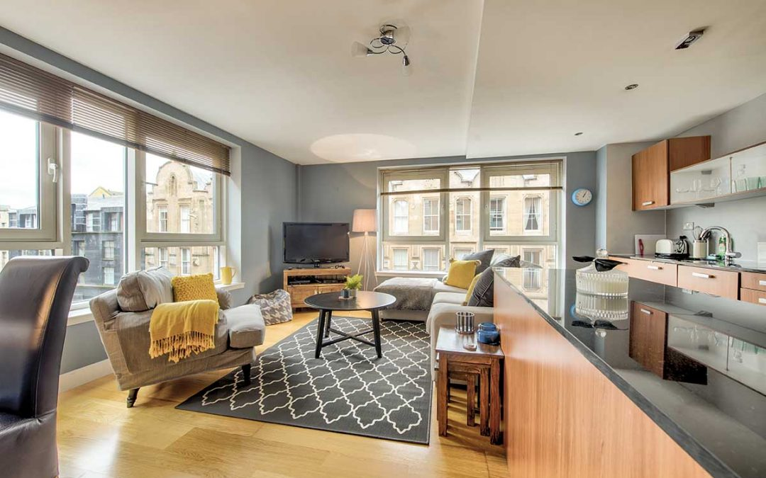 Ingram Street Glasgow Airbnb