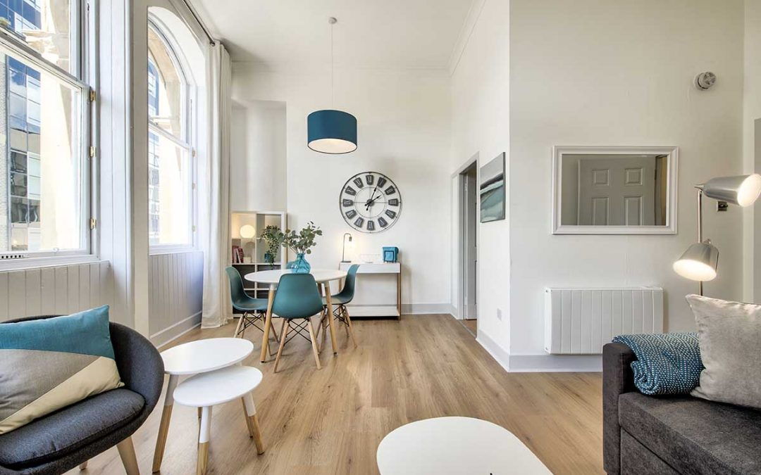 Ingram Street Glasgow City Centre Airbnb