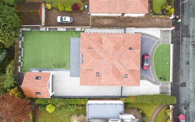Drone Property Photography Glasgow